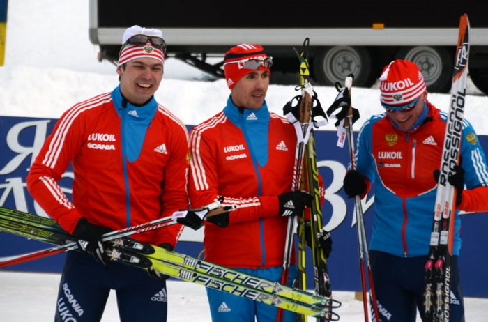 Langlauf-Weltcup in Davos
